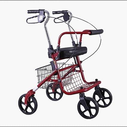 El scooter plegable para silla de ruedas se puede usar como ...