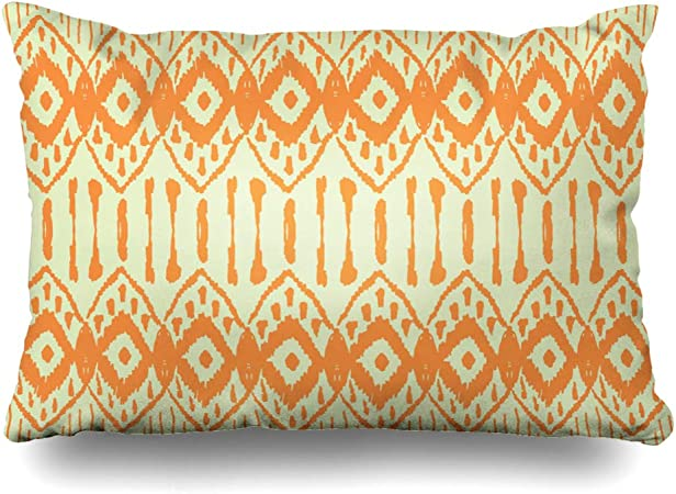 Ahawoso Throw Pillow Cover King 20x36
