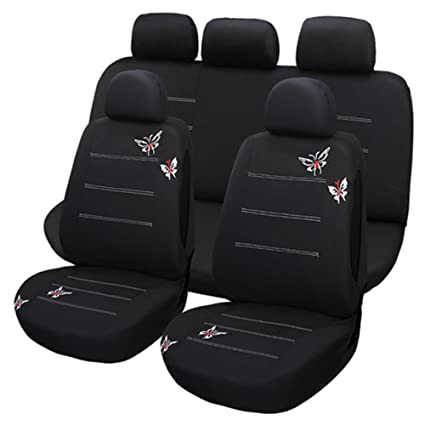 Awesome Car Seat Cover Sets Universal Water Resistant Covers Full 9 Set Auto Interior Accessories Pdpeps Interior Chair Design Pdpepsorg