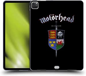 Head Case Designs Officially Licensed Motorhead Motorizer Album Covers Soft Gel Case Compatible with Apple iPad Pro 12.9 (2020 / 2021)
