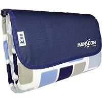 KANSOON 凯速 野餐垫多人用防水防潮舒适高级绒面防潮垫 地垫 超大加厚款 颜色随机发货