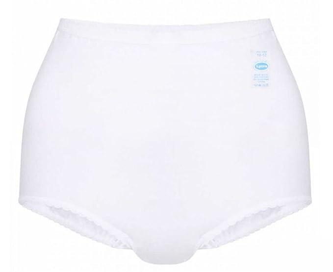 143462f14ecb Lady olga Women's 94% Cotton Lycra Sulggi Full Briefs at Amazon ...