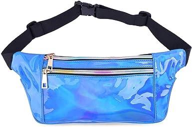 handmade bag party bag festival bag practical travel bag brown green Hip bag purple blue small waist bag