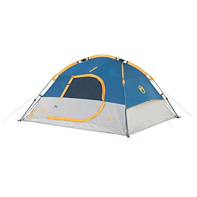 Coleman Camping 4 Person Flatiron Instant Dome Tent by Coleman Camping