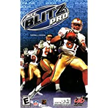 NFL Blitz Pro PS2 Instruction Booklet (PlayStation 2 Manual Only - NO GAME) [Pamphlet only - NO GAME INCLUDED] Play Station 2