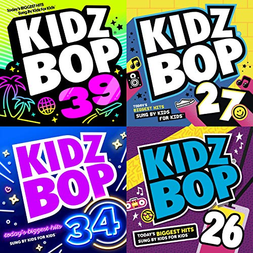 Halloween Music 24/7 (50 Great Kidz Bop Songs)