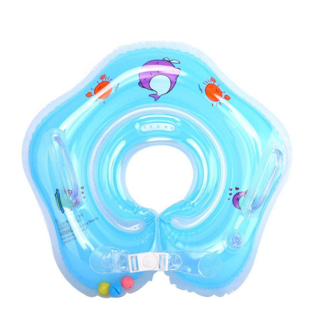 OOFWY Nadar anillo, inflables ajustables niños, niño del ...