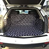 #3: Oxford Pet Trunk Cargo Liner - Car SUV Van Seat Cover - Waterproof Floor Mat for Dogs Cats, Car Travel Accessories 100% Waterproof