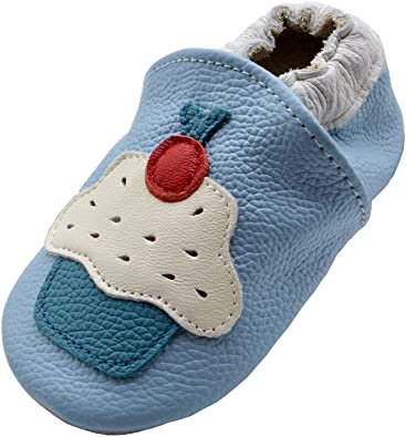 iEvolve Baby Leather Shoes Soft