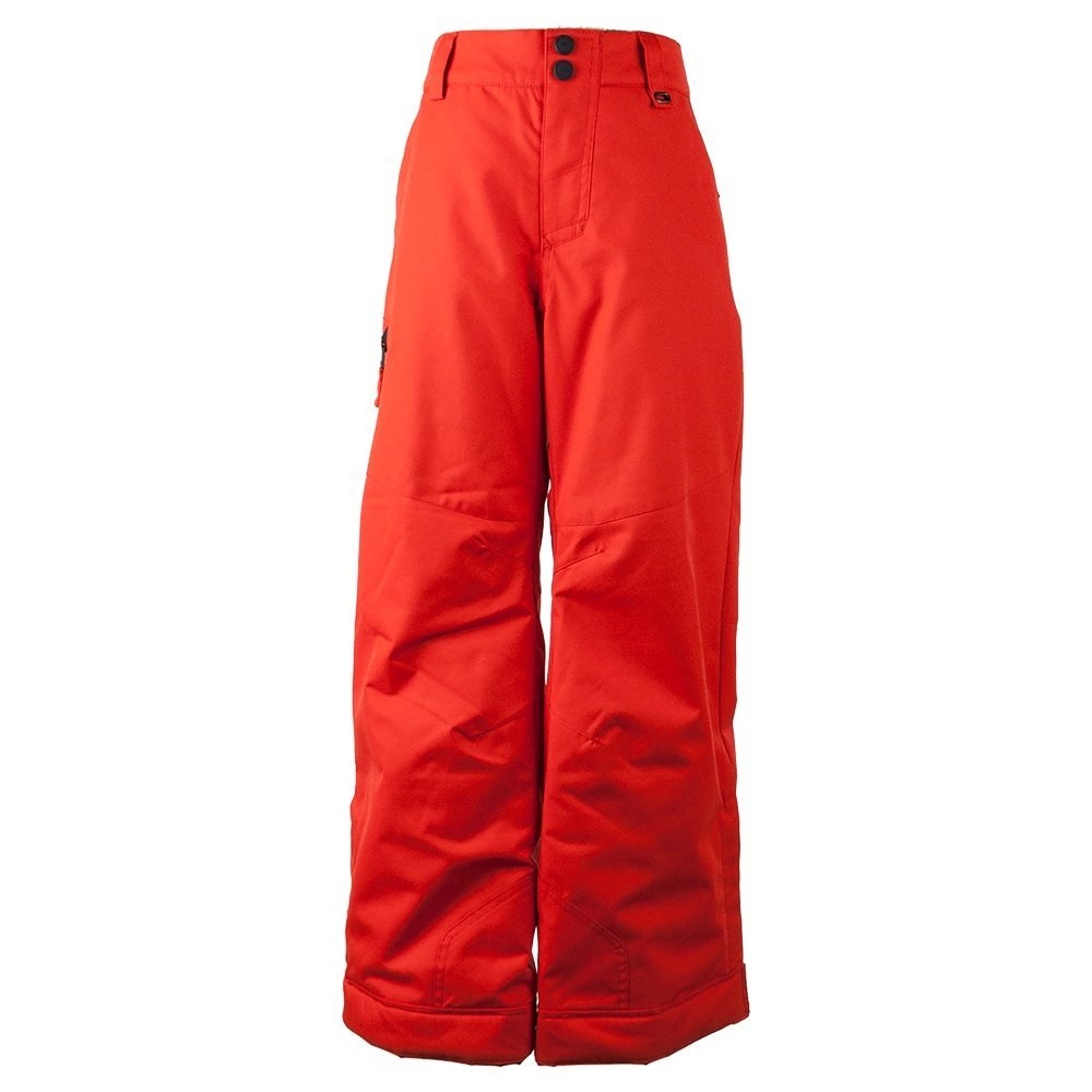 Obermeyer Kids  Boy's Brisk Pants (Little Kids/Big Kids) Red Medium