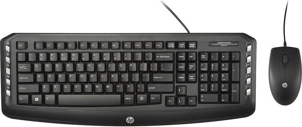 HP C2600 Wired Desktop Keyboard & Mouse