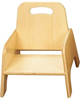 Childcraft Stacking Toddler Chair, 5 Inch Seat Height