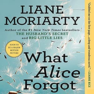 What Alice Forgot Audiobook