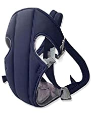 NewPI Baby Carrier, Breathable Infant Backpack Ergonomic Adjustable Sling Carrier, Infant Front Facing Slings Pouch Wraps Carriers