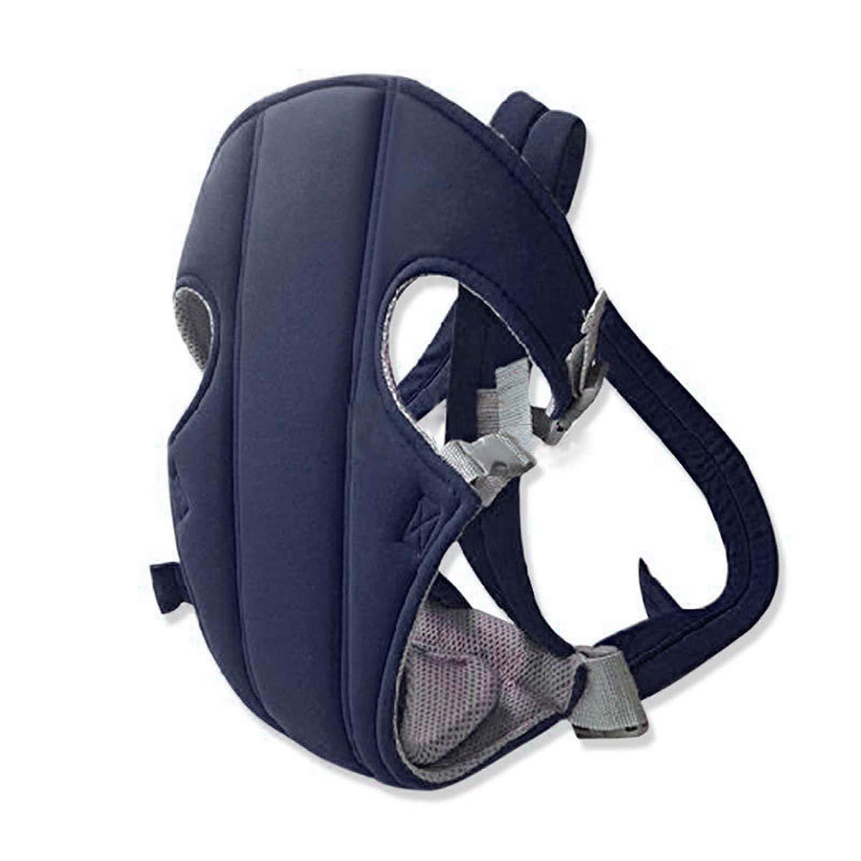 NewPI Mochilas Portabebé 4 en 1 Multifunción, Portador de Bebé, Diseño Ergonómico Múltiples Posiciones Transpirable y Adjustable