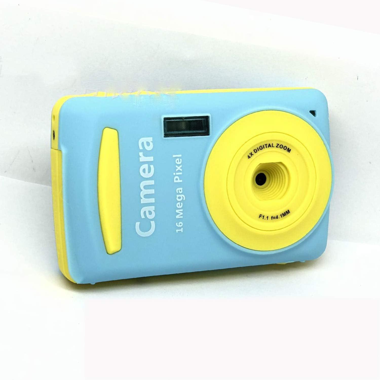 WENYC Cámara Digital para niños Cámara réflex pequeña Inicio 16 ...