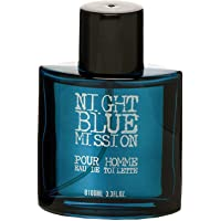 Perfume Masculino Real Time Night Blue Mission EDT - 100ml