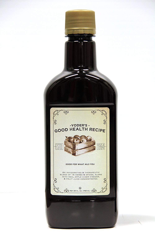 Amazon.com: Yoder's Good Health Recipe Tonic (2 Pack
