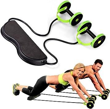 entrenamiento rodillo perder peso