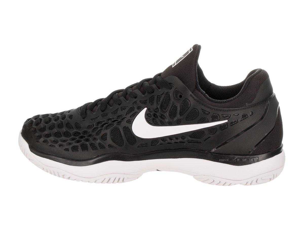 Nike Mens Zoom Cage 3 Tennis Shoes B06W9JK61F 6.5 D(M) US|Black/White-anthracite