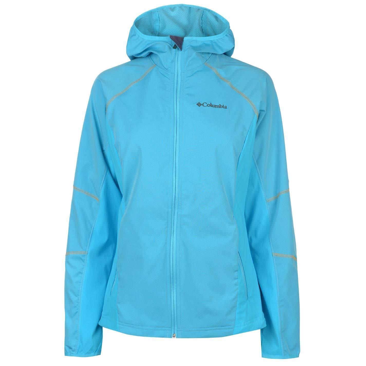 Columbia Snowfall Softshell Jacke Damenjacke Wandern Outdoor Oberbekleidung