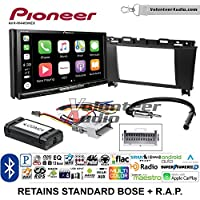 Volunteer Audio Pioneer AVH-W4400NEX Double Din Radio Install Kit with Wireless Apple CarPlay, Android Auto, Bluetooth Fits 2005-2009 Buick Lacrosse