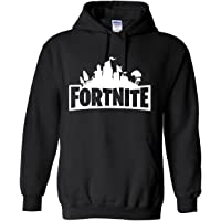 VinylStudio Fortnite Logo Inspired Kids Hoodie 80% Cotton / 20% Polyester