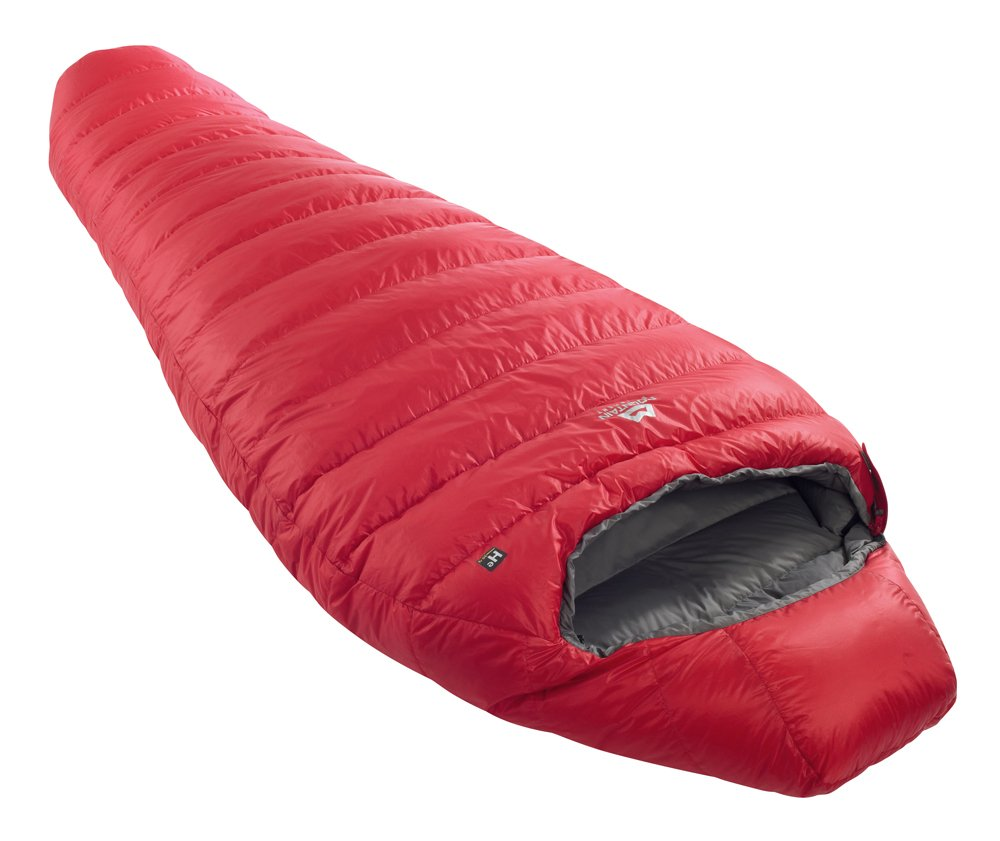 Mountain Equipment Daunenschlafsack Helium 400, XL