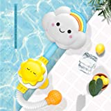 XLSTORE Cloud Baby Bath Toys Bathtub Showers