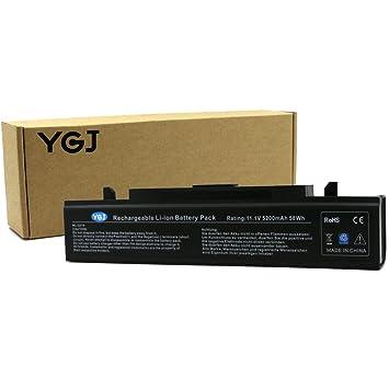 YGJ Nueva batería del ordenador portátil para Samsung R505 R520 R520 R520 R520 R520 R520 R520
