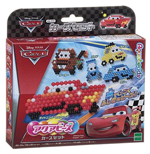 Aqua beads Cars set