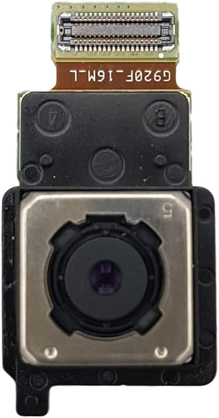 Smartex Camara Trasera Compatible con Samsung Galaxy S6 Edge ...