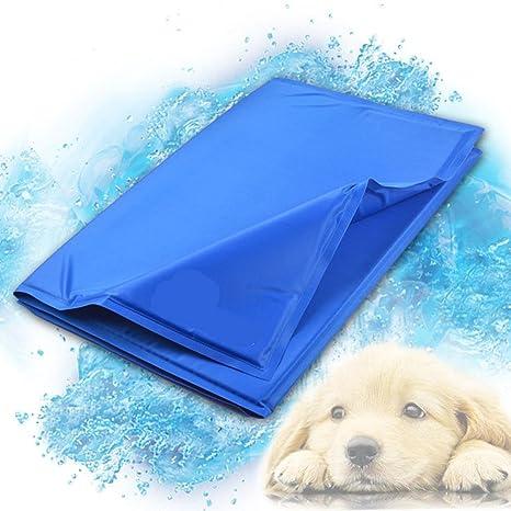 Alfombrilla de refrigeración para mascotas Leegoal (TM) cómoda alfombrilla de refrigeración para perros,