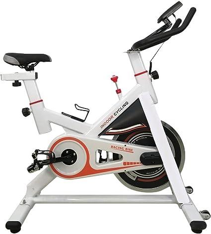 Sweepid Profesional Indoor Cycle Fitness Bike para Entrenamiento con Bicicleta Estática de Fitness Bicicleta X Bike F de Bike Speed Bike, Weiß: Amazon.es: Deportes y aire libre
