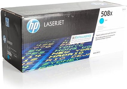 Original Hp Cf361x 508x Für Color Laserjet Enterprise M 553 Dn Premium Drucker Kartusche Cyan 9500 Seiten Bürobedarf Schreibwaren