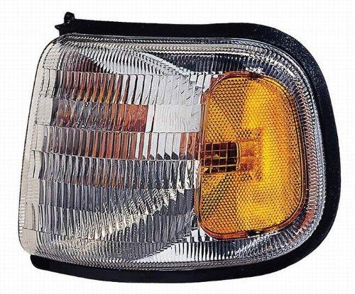 Depo 333-1518L-US Dodge Van Driver Side Replacement Parking/Signal Light Unit