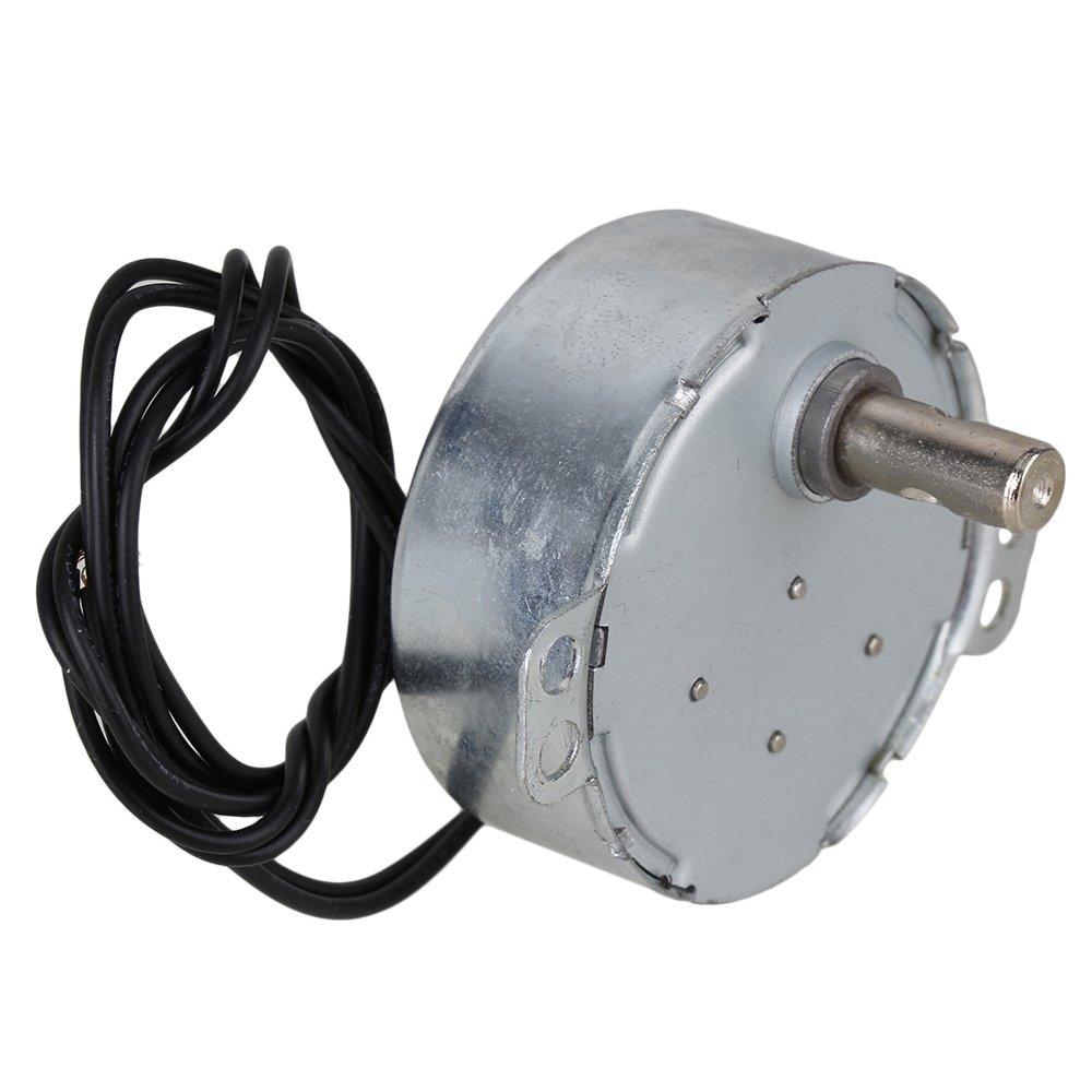 4/W CCW//CW TYC-50/8/Kgf cm Par CA 220/-/240/V,/2,5/-/3rpm BQLZR TYC-50 Motor s/íncrono 50//60/Hz
