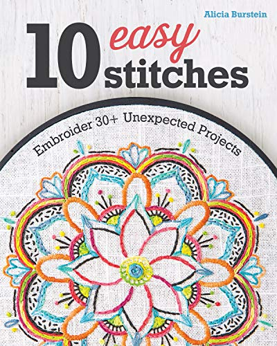 (10 Easy Stitches: Embroider 30+ Unexpected)