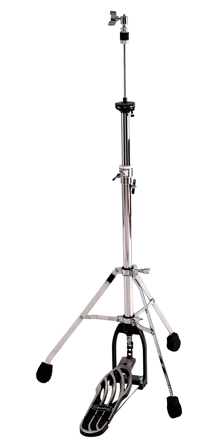 Gibraltar GLRHH-SB Lightning Rod Telescoping Single Braced Hi-Hat Stand