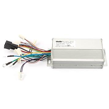 Unidad de control 48 V - 1600 W Controlador para patinete ...