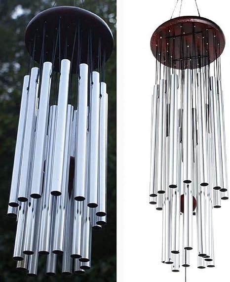 Large Deep Tone Windchime Chapel Bells Wind Chimes Outdoor Garden Home Decor