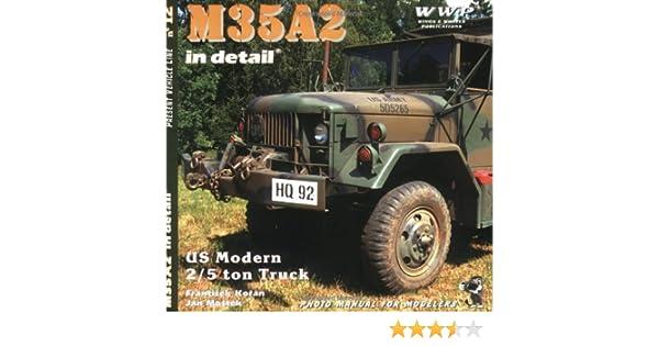 M35a2 In Detail Frantisek Koran Jan Mostek 9788086416427 Amazon