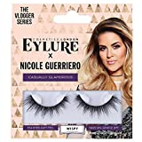 Eylure X The Vlogger Series Nicole Guerriero - Casually Glamorous - Wispy