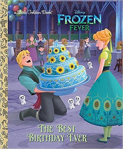 Disney frozen little hardcover story book