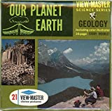 ViewMaster -Our Planet Earth- ViewMaster Reels 3D - from the 1970s - factory sealed