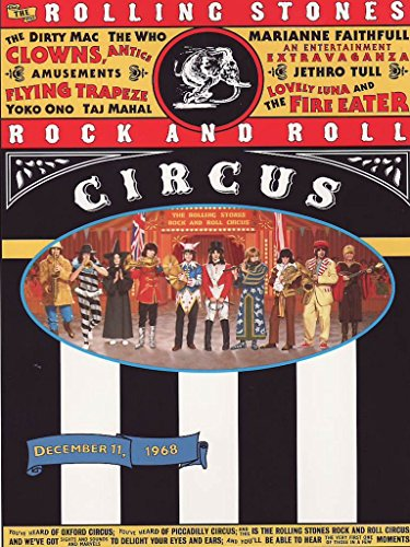 DVD : The Rolling Stones - Rock & Roll Circus (Sweden - Import, NTSC Format)
