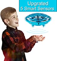 Innoo Tech Kids Drone Hand Operated UFO Drones for Kids or Adults Hands Free Mini Drone Helicopter Suspension Gesture Sensin