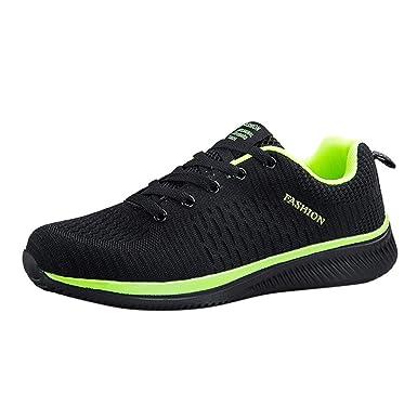 424b678ea96b6c ABsoar Schuhe Herren Sneaker Leichte Bequeme Laufschuhe Atmungsaktive  Joggingschuhe für Männer Rutschfeste Wanderschuhe Sport Turnschuhe