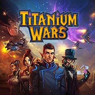 IELLO Titanium Wars Board Game