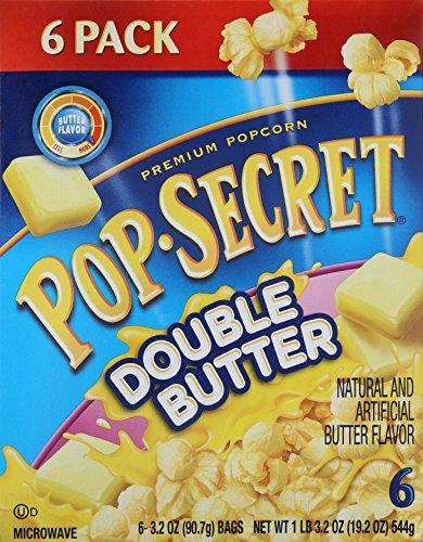 Pop Secret Double Butter Popcorn product image